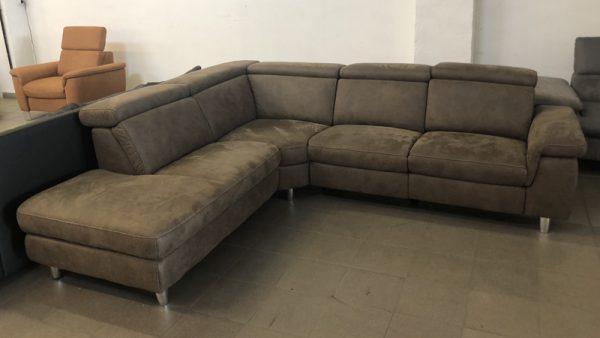 Lava exklúzív L alakú relax kanapé