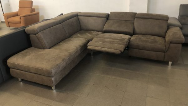 Lava L alakú garnitúra külön állítható ülésekkel