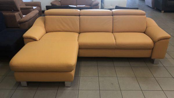 Lido System valódi bőr kanapé
