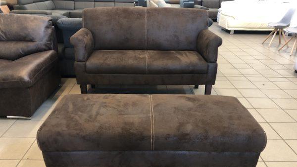 Muster bőrhatású szövettel kárpitozott ülőke