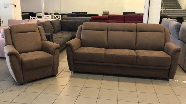 Katherina klasszikus kanapé fotellel