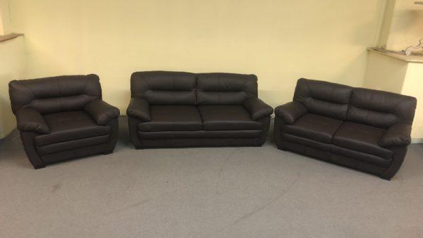Royale 3+2+1 ülőgarnitúra rugós felülettel