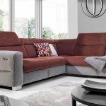 Fiorella komfort L alakú kanapé