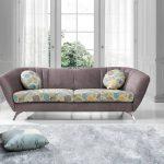 Vittorio gyönyörű, kényelmes, íves kialakítású ülőgarnitúra