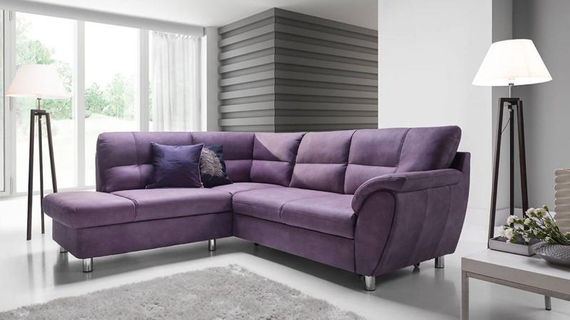 Amigo, modern L alakú kanapé