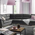 Amigo elegáns L alakú kanapé