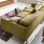 Cento térben is elhelyezhető kanapé