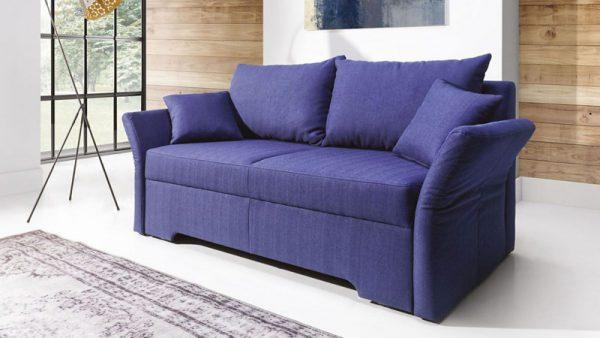 Melfi kisméretű sík kanapé