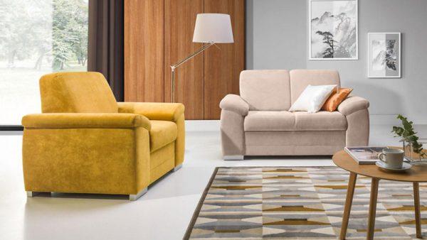 Brescia 2 és 3 személyes kanapé