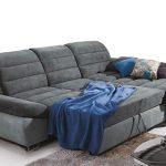 Roma vendégágy funkciós L alakú kanapé