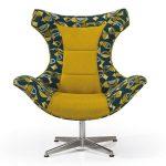 Sing kagyló formájú fotel