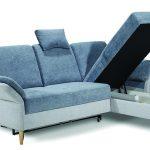 Sori ágyneműtartós L alakú kanapé