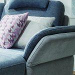 Sori L alakú kanapé középső karfaállása