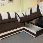 Liebermann ülőgarnitúra nagy ágyneműtartóval