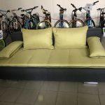 Diego – Akciós sík kanapé, többféle kárpittal raktáron