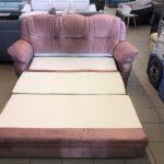 Dubai 3 személyes kanapé ágynak nyitva