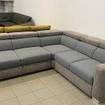 Vento sarokgarnitúra, kényelmes kanapé modern formában